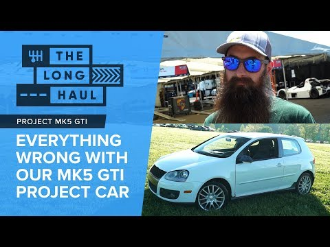 Humble Mechanic Diagnoses The MK5 GTI Project Car - Common Issues