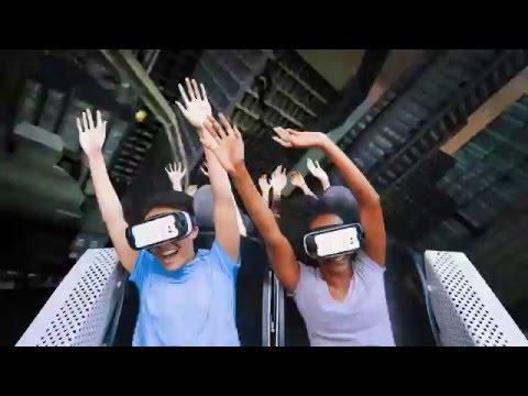 New Revolution VR Coaster