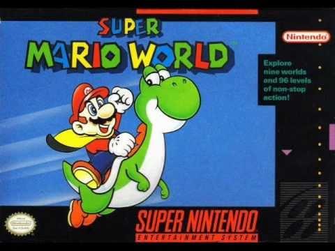 #55 - Super Mario World - Overworld