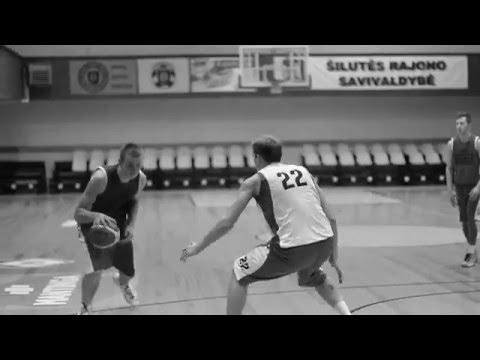 Šilutės krepšinis. 2016 ŠILUTĖS ŠILUTĖ