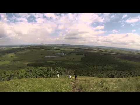 Mountain Flight / Полет на горе Торатау (Шихан)