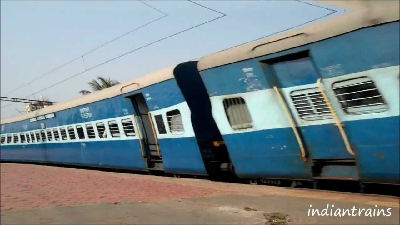 Indiantrains Funny Train Video For Children 7 Crazy