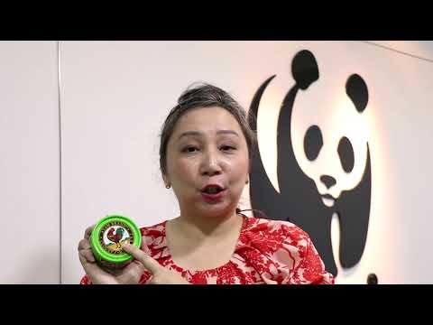 Message from Mrs Elaine Tan, CEO of WWF Singapore