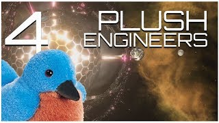 Stellaris - Giga-Plush-Engineers - Part 4 - Plush Unboxing Video