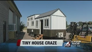 Inside look at the tiny house craze.