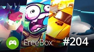 Skvělé hry zdarma: FreeBox #204 - Monstra
