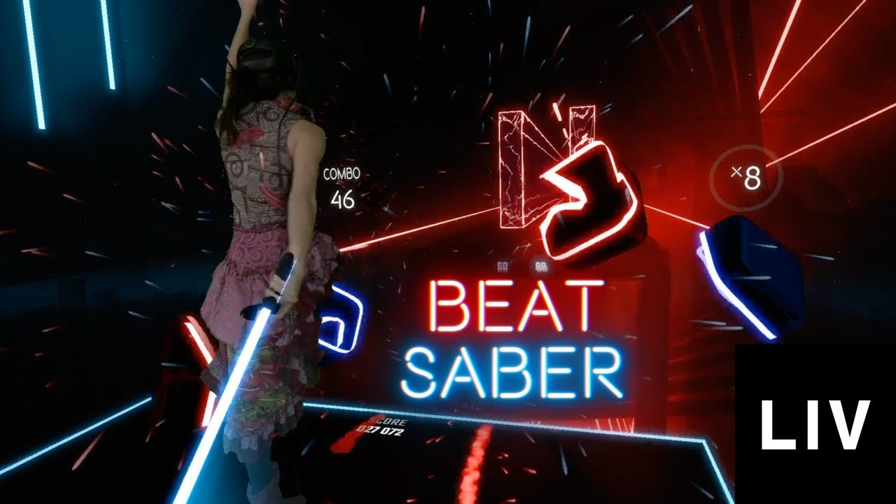 If You Want to ESCAPE with Me   Beat Saber