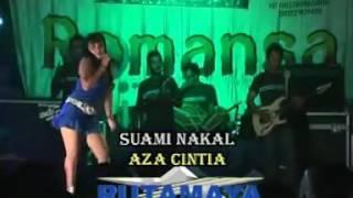 Dangdut Remix Koplo Terbaru Hot!! Suami Nakal Aza Cintia Romansa Rutamaya