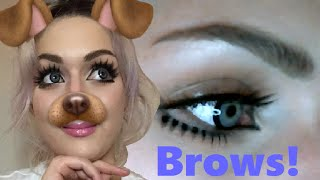 HOW TO: EYEBROWS (Cruelty Free!) | Hime Hime Star