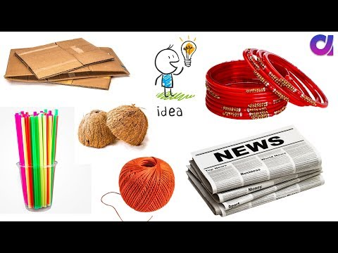 10 New reuse ideas you  Must Try | Best out of waste | Artkala 334