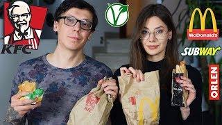 Oszukali nas w KFC!  Test wegańskich opcji w popularnych Fast Foodach