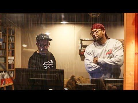 DJ Nu-Mark & Method Man in the Studio Mp3