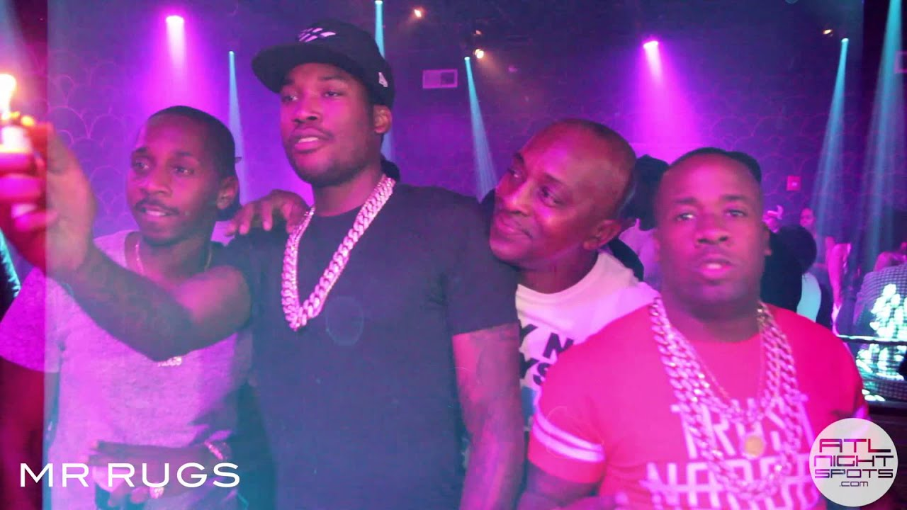 Meek Mill, Mr Rugs, Yo Gotti, Chubbie Baby At XcessSunday
