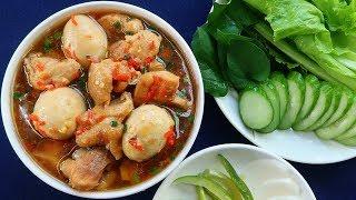 Món Ăn Ngon -  GÀ KHO TÀU ngon thơm không cần nước Dừa