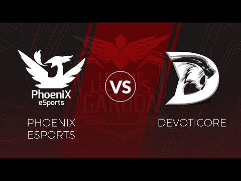 PHX vs DVC | W5D4 | LGS Spring 2018 Phoenix Esports vs Devoticore