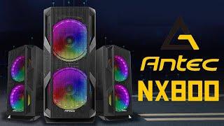[Cowcot TV] Présentation boitier Antec NX 800