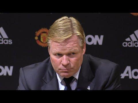 Manchester United 4-0 Everton - Ronald Koeman Full Post Match Press Conference - Premier League