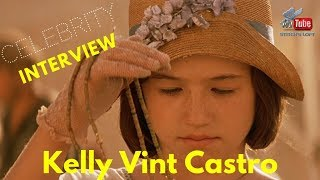 KELLY VINT CASTRO - CELEBRITY INTERVIEW - STARGATE 1994 - STITCH'S LOFT