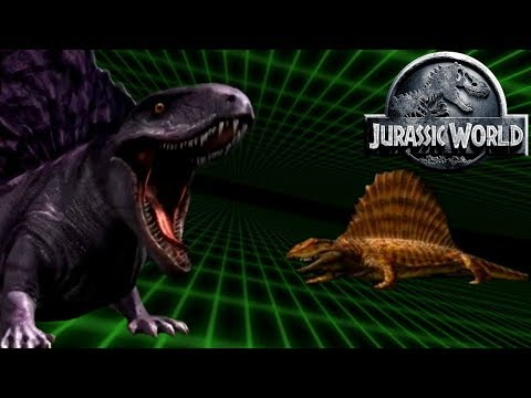 The History of the Dimetrodon in the Jurassic Park Franchise