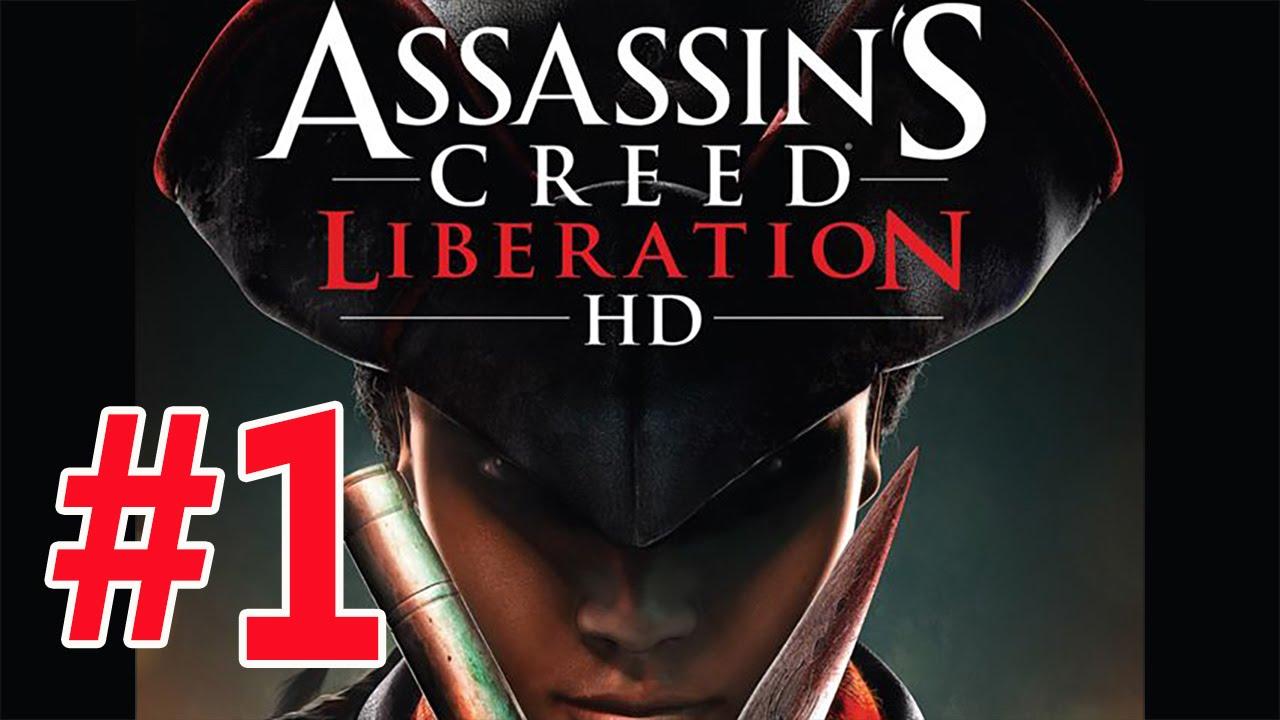 Assassin's Creed Liberation HD Walkthrough Part 1