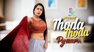 Thoda Thoda Pyaar ||Cute Romantic Love Story||Brightvision||New Hindi Song 2021