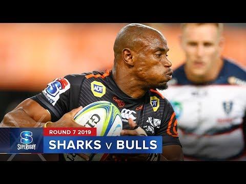 Sharks V Bulls | Super Rugby 2019 Rd 7 Highlights