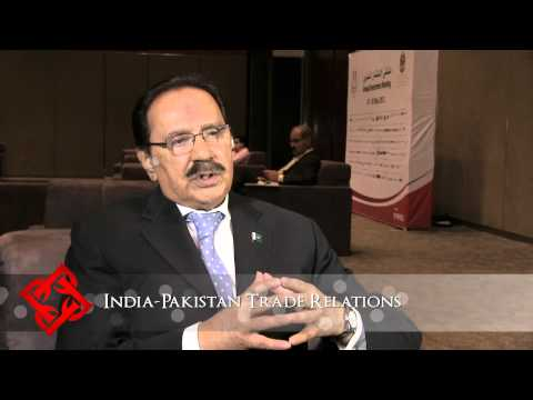 Executive Focus: Makhdoom Muhammad Ameen Faheem, Minister of Commerce, Pakistan
