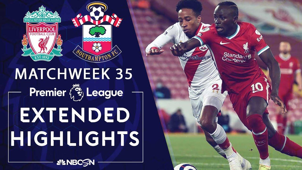 Download Liverpool v. Southampton | PREMIER LEAGUE HIGHLIGHTS | 5/08/2021 | NBC Sports