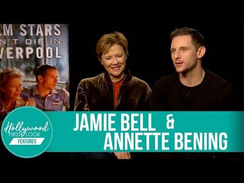 Jamie Bell & Annette Bening | Film Stars Don't Die in Liverpool (2017)