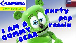 I Am A Gummy Bear (Party Pop Remix) ~ Gummy Bear English Remix ~ Versão em Inglês