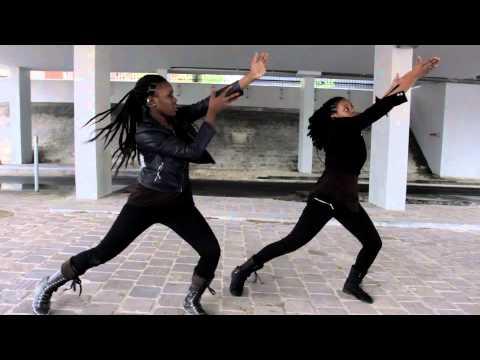 Gyptian - Non Stop (Whine) ragga-dancehall choréo by K'ren & Princiah