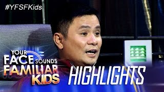Your Face Sounds Familiar Kids: Ogie, natahimik sa comment ni Xia