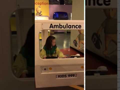Catherine Ambulance Driver Thinktank