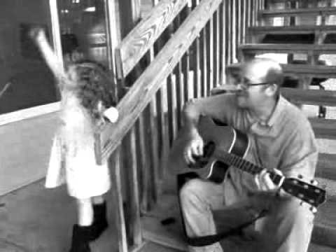 JoAnn's song i love my family with her dad