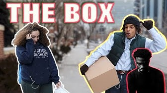 THE BOX In Public