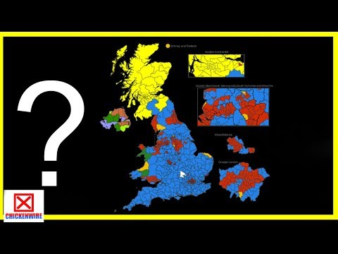 UK Election 2017 -  History says the polls are wrong!