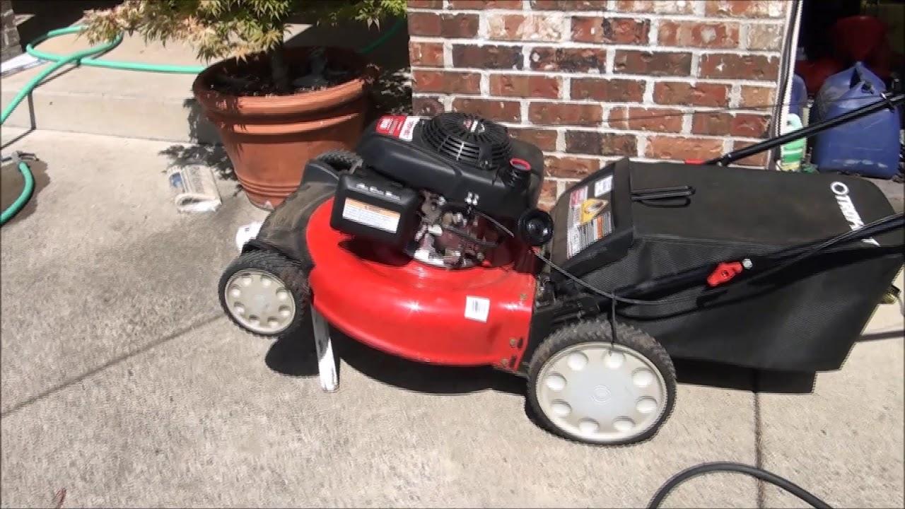 Troy Bilt 11a 542q711 Honda Engine