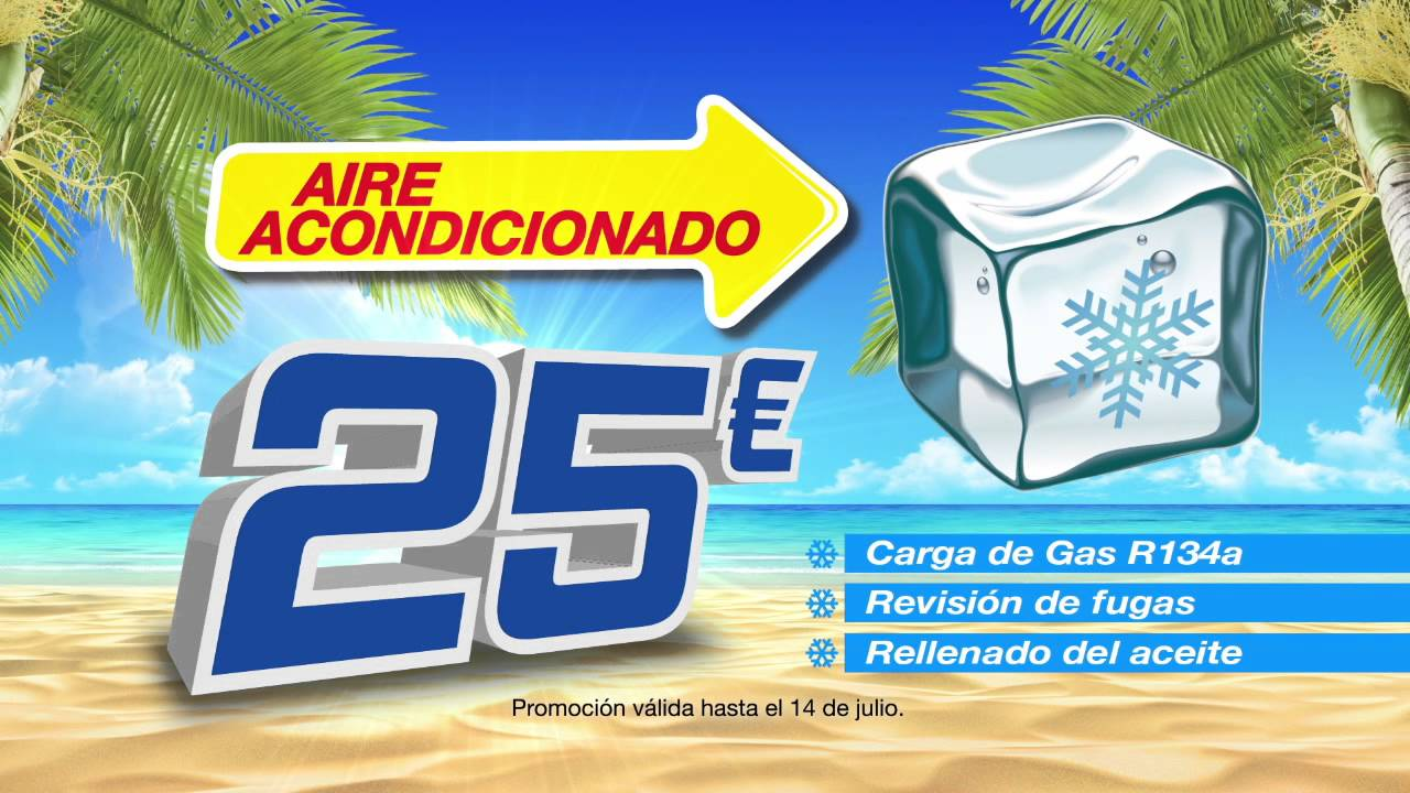 Super Oferta En Carga De Aire Acondicionado Julio 2013 Youtube
