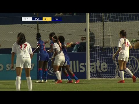 PLAY at 32' | Puerto Rico vs Haití