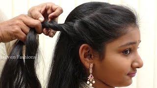 Latest Hairstyles for School girls || Hairstyles Tutorials 2018 || Trendy Hairstyles For Kids