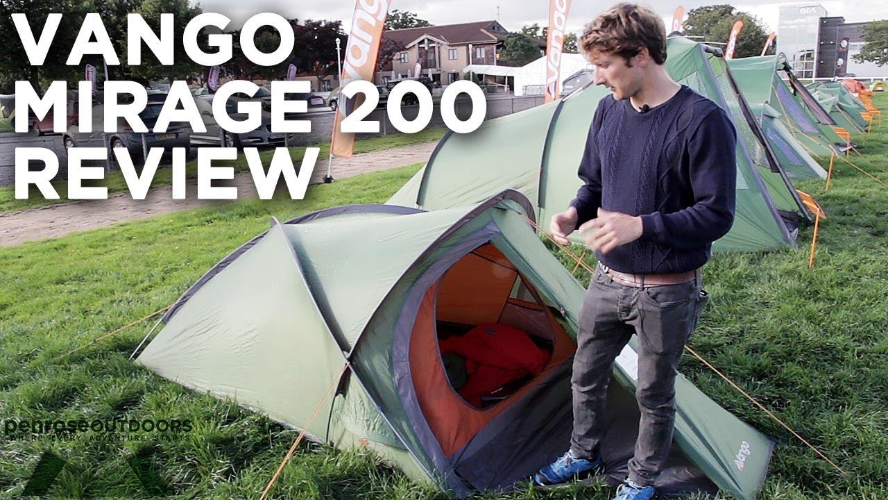 vango hydra 200 tent