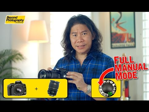 S04E03 - How to use Manual Exposure Mode in DSLR