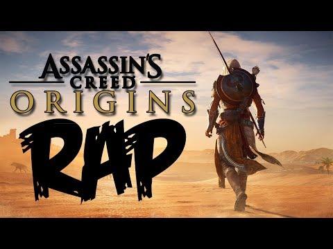 ASSASSIN´S CREED ORIGINS | ZARCORT | RAP-PLAY