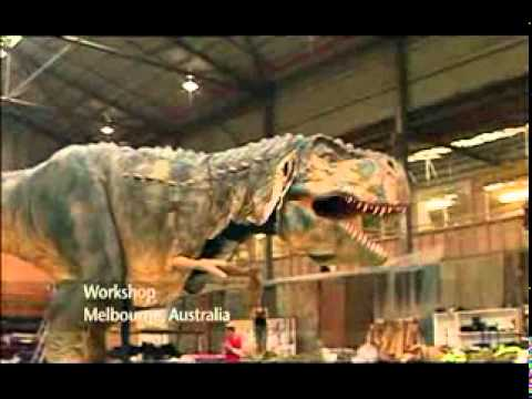 Walking with Dinosaur  Tim Haines