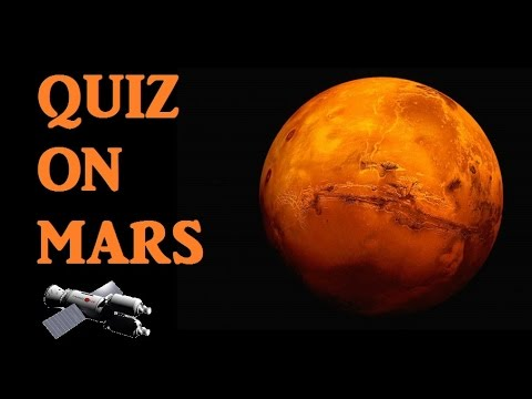Hard Quiz on Planet Mars! - Astronomy Trivia | Testing Your Neurons
