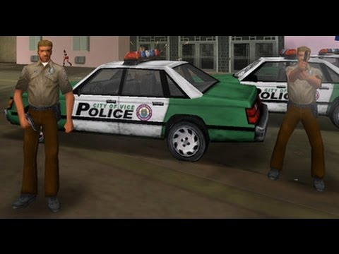 Gta Vice City How To Get A Police Uniform Gta Vice City Police Uniform