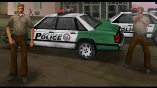 GTA vice city: how to get a police uniform - (GTA vice city police uniform)