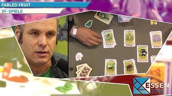 Essen 2016 - Fabled Fruit - 2F Spiele