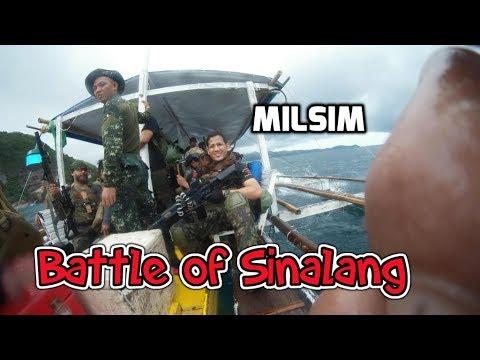 Battle of Sinalang Part 1