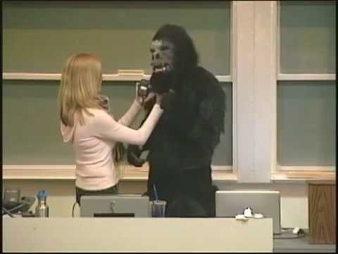 Lecture 26. Human Evolution (Biology 1B, Fall 2010, UC Berkeley)